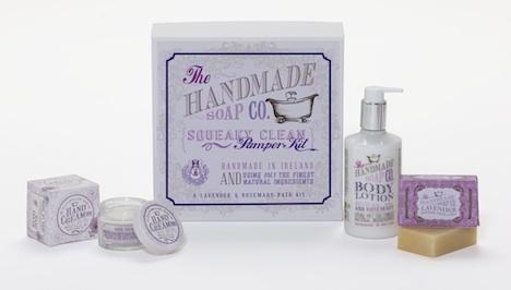 The Handmade Soap Company Pamper Kit 1