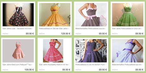 elaZara DaWanda Shop Onlineshop