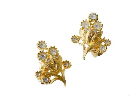 gold floral mit Strass2 frei
