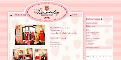 strabetty Shop Onlineshop