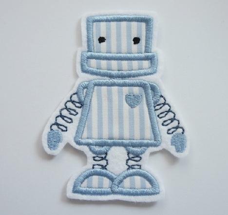 zuckerputzig Roboter Applikation