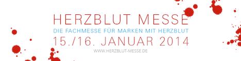 Banner Herzblut-Messe