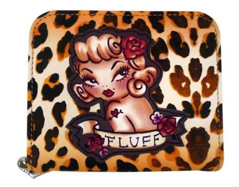 Fluff Geldboerse Lady Leopard Buy Unlike