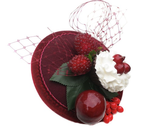 Jazzafine Naschkatze Cupcake Fascinator 4