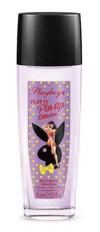 ctpl03.5b playboy play it pin up deodorant natural spray