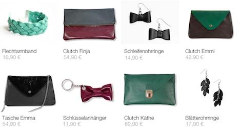 lille mus verschiedene Produkte lille-mus.de