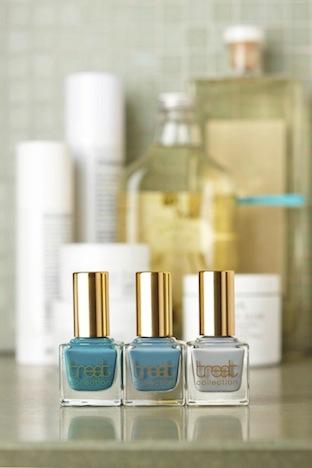 treat collection spa nail polish