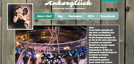 Ankerglueck Homepage www.ankerglueck.com