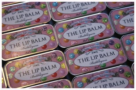 El Sapone Lippenbalsam Bubblegum