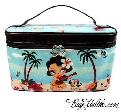Fluff Beauty Case Hula Lulu Buy Unlike