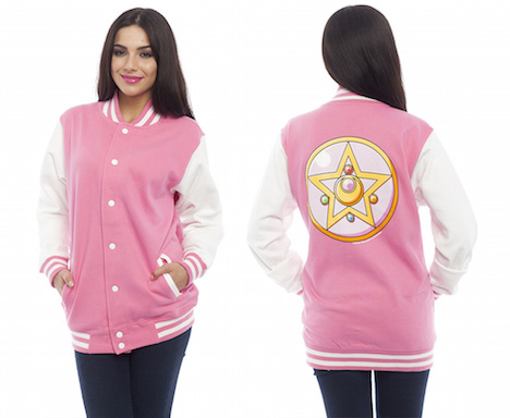 Sailor Moon Star College Jacket NP Fashion napo shop