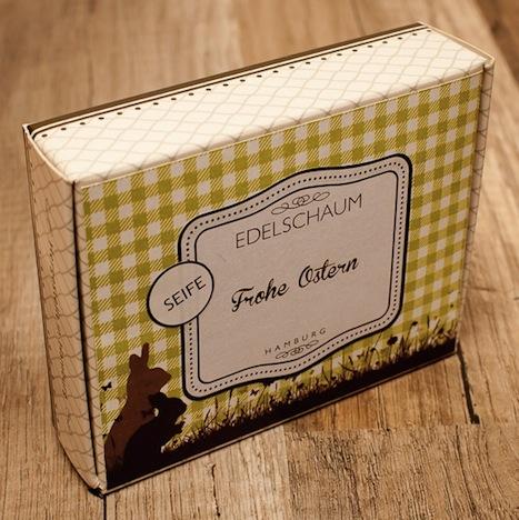 EDELSCHAUM OsterSeife_Verpackung