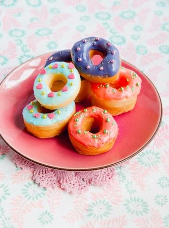 Enie backt Sweet & Easy Bild Cronut