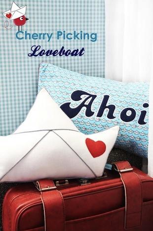 Loveboat Atoll Türkis Jersey Ökotex 100 2