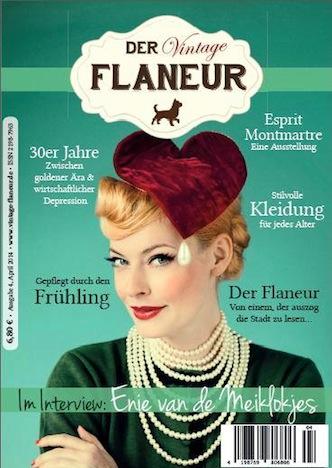 Vintage Flaneur Cover 4