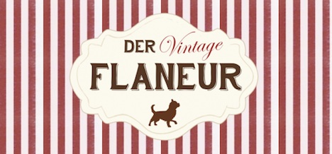 Vintage Flaneur Logo