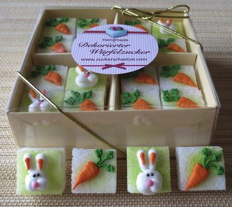 Zuckerschaetze Ostern Box Hasen Moehren