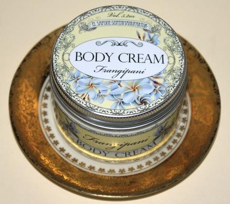 El Sapone Body Butter Frangipani