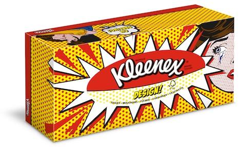 KleenexDesign_Lichtenstein