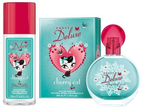 Pussy Deluxe Cherry Cat Range