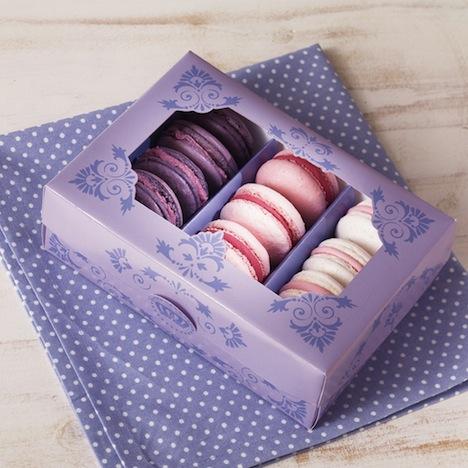 RBV Birkmann Macarons Geschenkbox