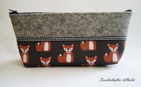 Zauberhaftes Allerlei Taeschchen Fuchs 1