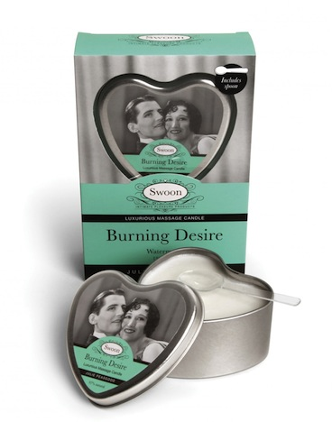 Burning Desire Massagekerze Swoon Amorelie.de SWO-29322-01-02