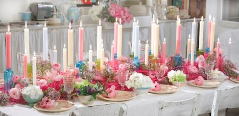 Engels Kerzen Stabkerzen Fruehling