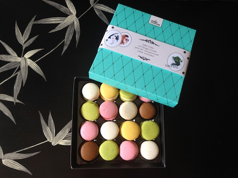 Sweet Couture Macarons