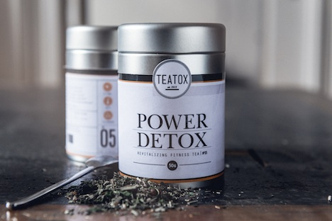 TEATOX Power Detox Moodbild