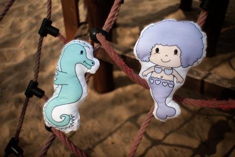 Astrokatze Meerjungfrau_Seepferdchen_mood Musthave der Woche Pinup-Fashion-Magazin