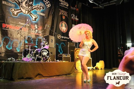 DYNAMITE-Pin-up-Contests 2014 Walldorf Weekender Frl. Puenktchen Pinup Model 5