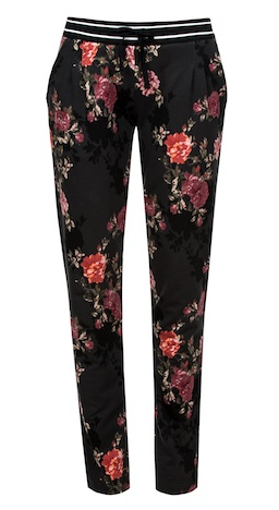 Flower Power fuer Pinup Girls Pinup-Fashion-Magazin Vive Maria Forbiden Couture 30984_Floral Dream Sweatpants