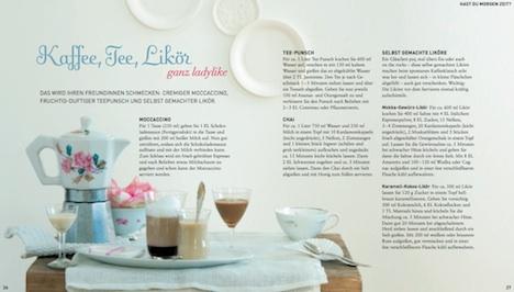 Komm zum Kaffeeklatsch Kosmos Verlag Seite 26 + 27