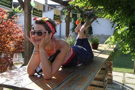 Rockabilly Weingut Interview Ramona Pollak Pinup-Fashion-Magazin