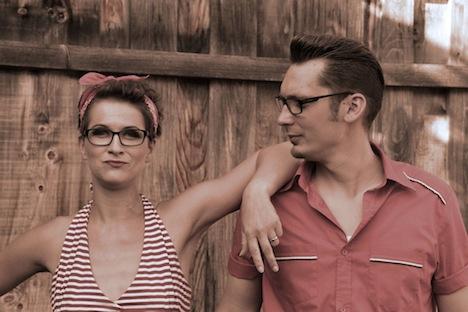 Rockabilly Weingut Interview Team Ramona + Rene Pollak Pinup-Fashion-Magazin