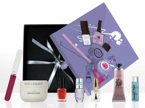 pink box pinkbox_sonderedition_H&N+Produkte