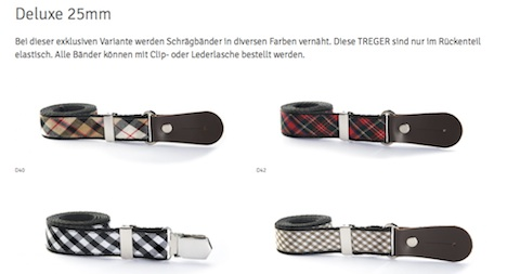 treger Hosentraeger Musthave der Woche Pinup-Fashion-Magazin Deluxe 25mm Auswahl