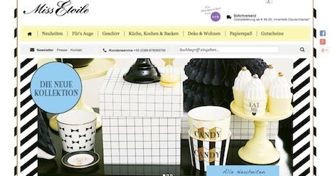 missetoile.de Onlineshop Miss Etoile Musthave der Woche Pinup-Fashion-Magazin