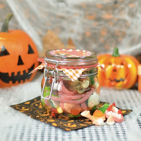 Der Zuckerbaecker Halloween Glas 1