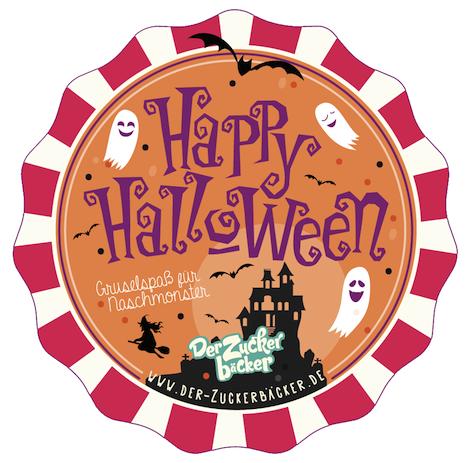 Der Zuckerbaecker Halloween Glas  halloween_etikett_1