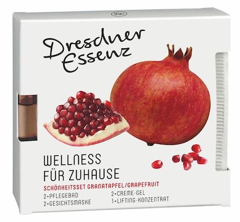 Schoenheitsset - Wellness fuer Zuhause