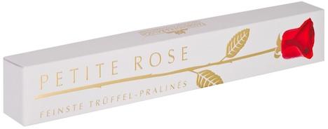 Fassbender & Rausch Petite Rose - 8 erlesene Trueffel geschlossen
