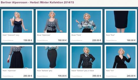 Frozen Hibiscus DaWanda-Shop Onlineshop