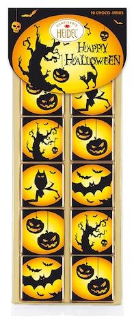 Heidel Confiserie Happy Halloween Schokolade 40871