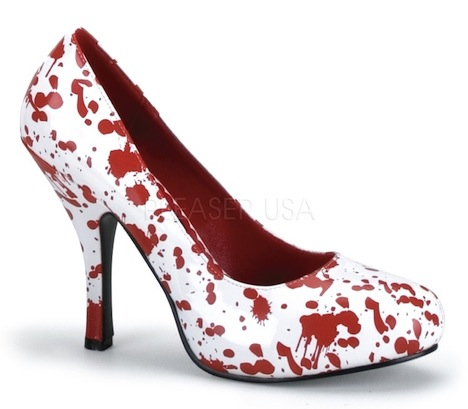 High Heels Helden Funtasma Bloody Pumps