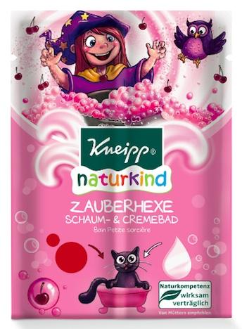 Kneipp naturkind Zauberhexe Schaum- & Cremebad