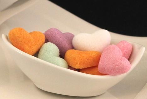 MySugar&More Zucker Herz Herzen