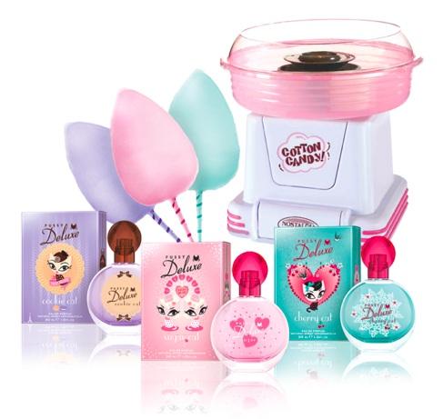 Pussy Deluxe Parfums Zuckerwattemaschine