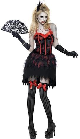 kostueme.com burlesque zombie kostuem